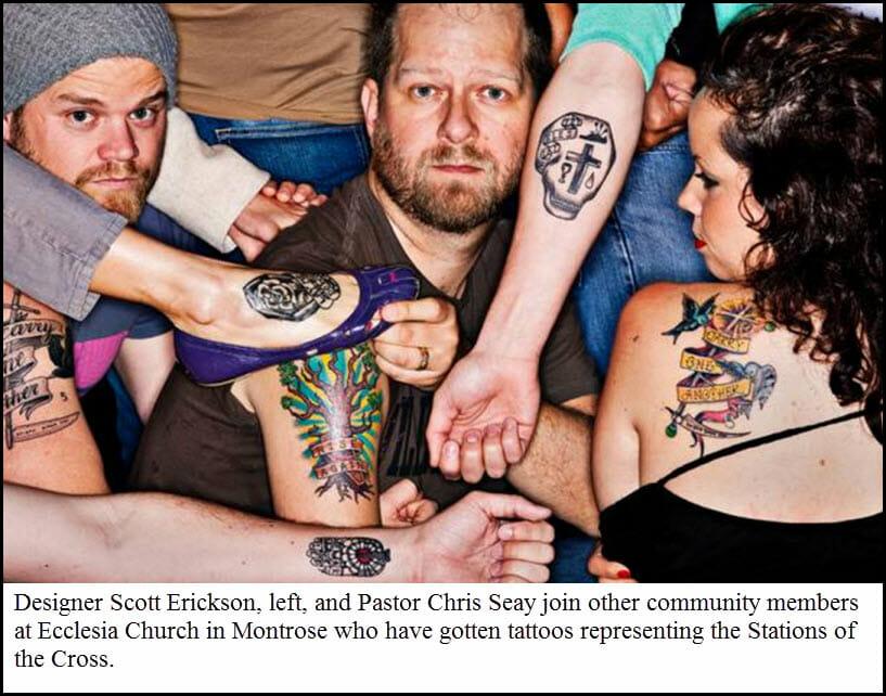 Lent Tattoos