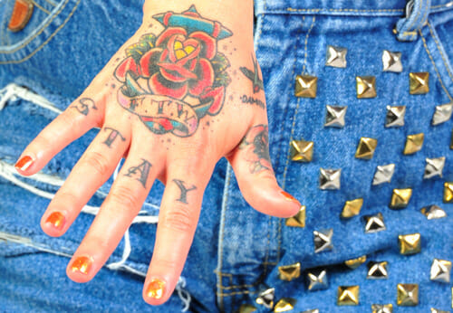 considering a tattoo