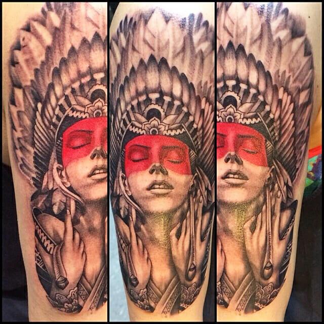 Interview With Australian Tattoo Artist Jimi May Tat2x Blog