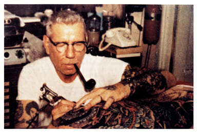 """Sailor Jerry"" Norman Keith Collins"