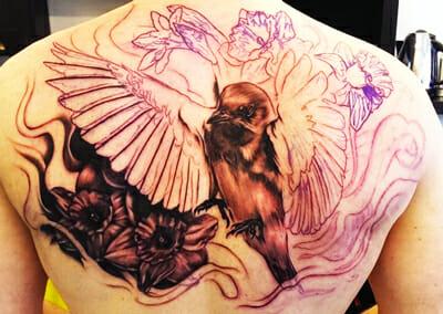 Alison Baugh UK Tattoo Artist