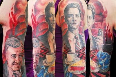Best TV Inspired Tattoos