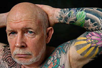 Seniors with Tattoos